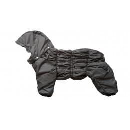 Комбинезон Greyday утепленный на синтепоне с капюшоном для собак