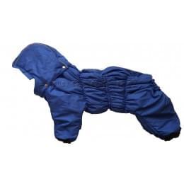 Комбинезон Superday утепленный на синтепоне с капюшоном для собак