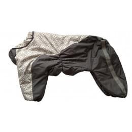 Комбинезон GreyFluffy утепленный на синтепоне для собак
