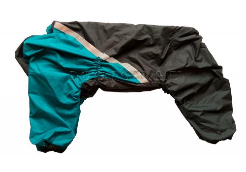 Дождевик GrandDog непромокаемый для собак породы лабрадор, ретривер, далматин, боксер, доберман, кане корсо, колли, овчарка, риджбек, хаска