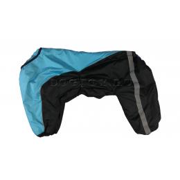 Комбинезон Deep Blue 2 утепленный на синтепоне для собак
