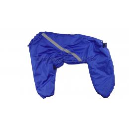 Комбинезон Deeps Blue утепленный на синтепоне для собак