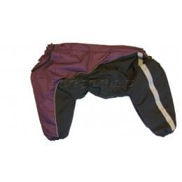 Комбинезон Black Lilac теплый на синтепоне для собак