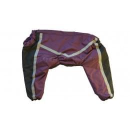 Комбинезон Black Lilac 3 теплый на синтепоне для собак