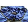 Дождевик ГрандБиг осенний для собак породы лабрадор, ретривер, далматин, боксер, доберман, кане корсо, колли, овчарка, риджбек, хаска