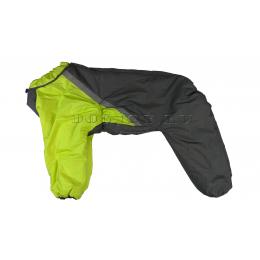 Комбинезон Deep Green утепленный на синтепоне для собак
