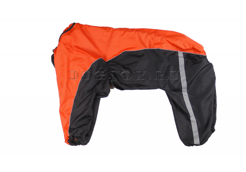 Дождевик Cool 2 непромокаемый для собак породы лабрадор, ретривер, далматин, боксер, доберман, кане корсо, колли, овчарка, риджбек, хаска