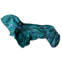 Дождевик Box непромокаемый с капюшоном для собак